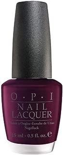 OPI Nail Lacquer, Black Cherry Chutney, 15 ml