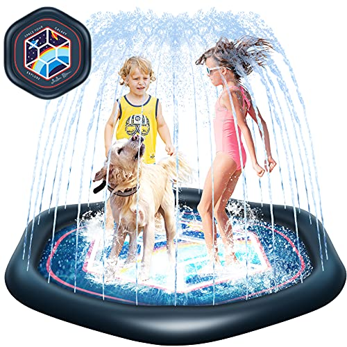 PerkyPack Sprinkler Splash Pad