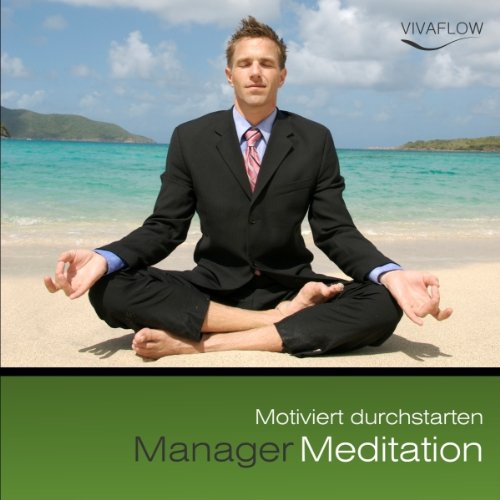 Manager Meditation audiobook cover art