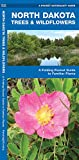 North Dakota Trees & Wildflowers: A Folding Pocket Guide to Familiar Plants (Wildlife and Nature Identification)