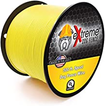 Universal Electric Dog Fence Wire - 500' Compatible with PetSafe SportDOG eXtreme Dog Fence and ALL Other Underground Dog Fences