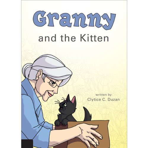 Granny and the Kitten cover art