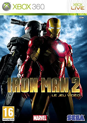 SEGA Iron Man 2 - Juego