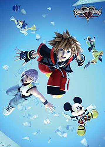 lo último When  D-2000-610 D-2000-610 D-2000-610 of the 2000 Peace Kingdom Hearts Dream Drop Distance - Disney begins (japan import)  Garantía 100% de ajuste