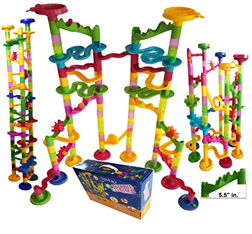 Marble Run Coaster 106 BIG Elements Kit...