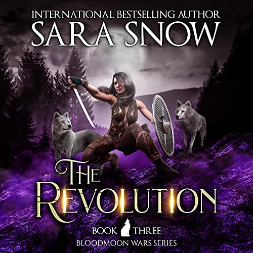 The Revolution Audiobook By Sara Snow cover art