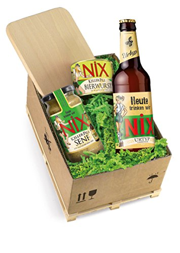 MIni-Geschenk-Palette NiX zum Vespern