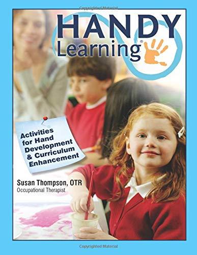 Handy Learning Activities For Hand Development Curriculum Enhancement