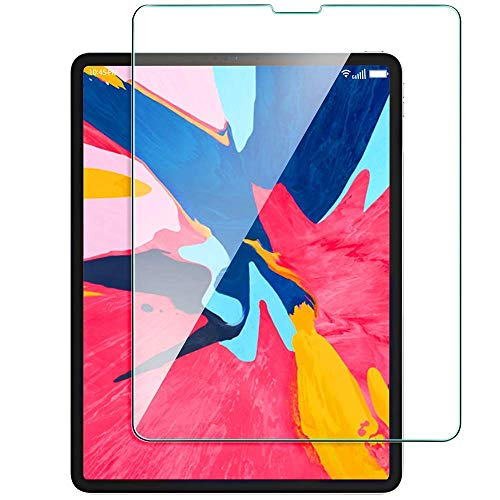 M.G.R.J® Tempered Glass Screen Protector for Apple iPad Pro (2020/2018) (12.9 inch)