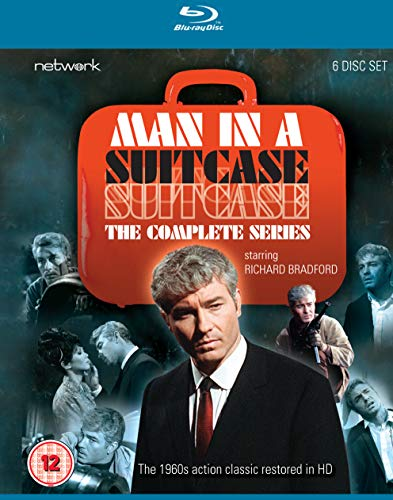 Man in a Suitcase: The Complete Series [Blu-ray]