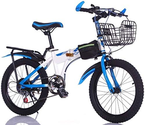 Children's Bicycles Boys And Girls Bike Variable Speed Kids Mountain Bike Toddler Bikes Lightweight Outdoor Sports Cycling For 6-13 Years Old Kids, 18/20 Inch, H001ZJ