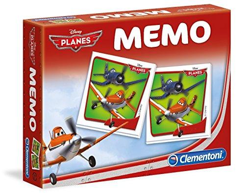 Clementoni - 13425.0 - Jeux de mémo - Planes