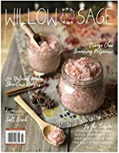 Willow And Sage Magazine Nov/Dec/Jan 2021 Home Made Bath & Body ISSUE 3