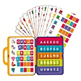 Diset 63752–Spanish Learn to Read set, Briefcase, Educational (63715)Educational Toy from 4years