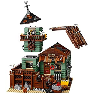 Amazon.co.jp - レゴ アイデア つり具屋 21310