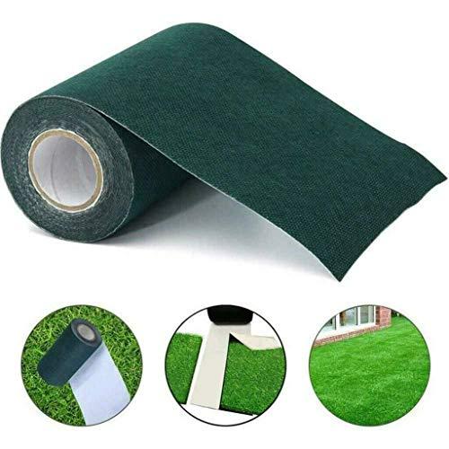 Kunstrasen-Klebeband, wasserdicht, selbstklebend, Kunstrasen-Nahtband für Verfugung, Befestigung, grüne Rasenmatte, rutschfester Unterstoff, Kunstrasenteppich