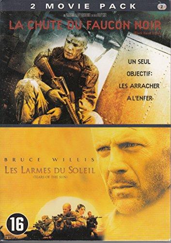 Les Larmes du soleil + La Chute du Faucon Noir [Movie Pack 2 DVD]