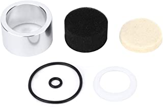 Amortiguador de Aluminio Sairis 2Pcs Amortiguador para 1//18 WLtoys A979-B Upgrade Parts Fit A949 A969 A979 K929 A949-55 TOZO C1022 RC Car