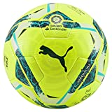 PUMA LaLiga 1 Adrenalina (FIFA Quality Pro) WP Balón de Fútbol, Unisex-Adult, Lemon Tonic-Multi Colour, 5