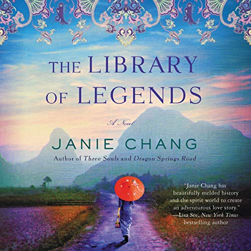 The Library of Legends audiobook cover art