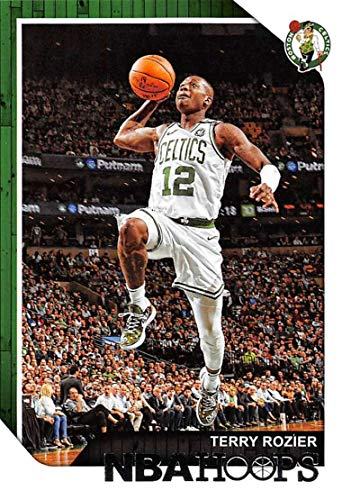 2018-19 NBA Hoops Basketball #146 Terry Rozier Boston Celtics Official Trading Card made by Panini