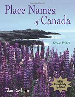 A Dictionary of Canadian Place Names