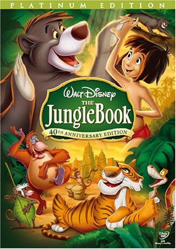 ジャングル・ブック プラチナ・エディション (期間限定) [DVD] - ディズニー