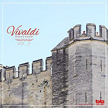 Vivaldi Concerto & Sonata for Guitar Prenatal Music, Vol. 3 (Relaxing Music,Classical Lullaby,Prenatal Care,Prenatal Music,Pregnant Woman,Baby Sleep Music,Pregnancy Music)