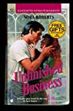 Unfinished Business (Silhouette Intimate Moments)
