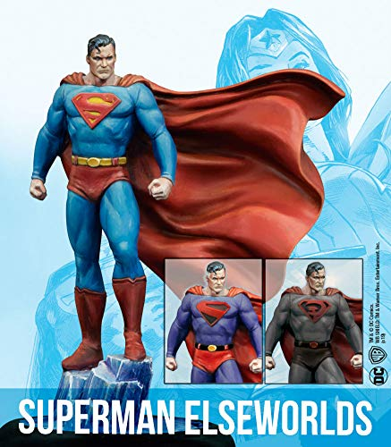 Knight Models DC Universe Miniaturas : Superman