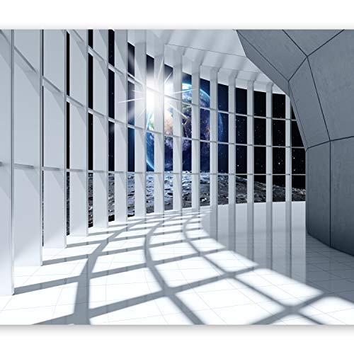 murando Papier peint intissé 350x256 cm Décoration Murale XXL Poster Tableaux Muraux Tapisserie Photo Trompe l'oeil cosmos globe n-C-0007-a-c