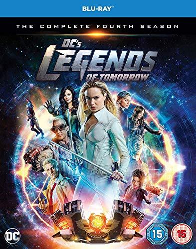 DC Legends of Tomorrow S4 [Edizione: Regno Unito] [Blu-Ray] [Import]