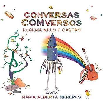 Conversas Com Versos (Eugénia Melo e Castro Canta Maria Alberta Menéres)