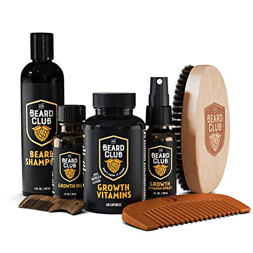 Beard Club Beard Growth Kit
