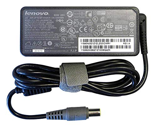 Original IBM & Lenovo 20v 3.25A 65w Replacement AC Adapter for IBM & Lenovo Notebook Models: IBM Lenovo ThinkPad X201, IBM Lenovo ThinkPad X201 3113X06, IBM Lenovo ThinkPad X201i, IBM Lenovo ThinkPad X201t, IBM Lenovo ThinkPad X220, IBM Lenovo ThinkPad X220 42963BU, IBM Lenovo ThinkPad X220 42983RU, IBM Lenovo ThinkPad X220i, IBM Lenovo ThinkPad X300, IBM Lenovo ThinkPad X300 2748, IBM Lenovo ThinkPad X300 2749, IBM Lenovo ThinkPad X300 6476, IBM Lenovo ThinkPad X300 6476, IBM Lenovo ThinkPad X300 6477, IBM Lenovo ThinkPad X300 6478, IBM Lenovo ThinkPad X301, IBM Lenovo ThinkPad X301 2774, IBM Lenovo ThinkPad X301 2776, 100% Compatible with Lenovo P/N: 40Y7696, 92P1156, 92P1211, 92P1160, 92P1212.Free Notebook Parts Outlet Microfiber Adapter Pouch