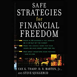 Safe Strategies for Financial Freedom cover art