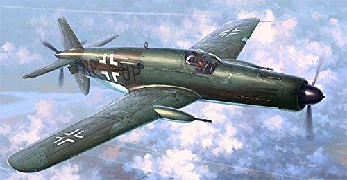 HK Model HKM01E07 1:32 Dornier Pfeil Do 335B-2 Zerstorer Heavily Armed Version [MODEL BUILDING KIT]