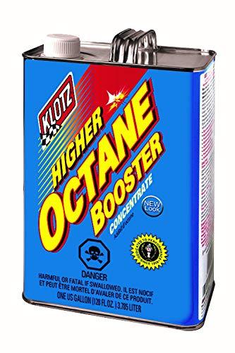 Klotz Higher Octane Booster, 128 Ounce Gallon