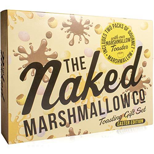 The Naked Marshmallow Easter Edition Marshmallows (Easter Tasting Gift Set)