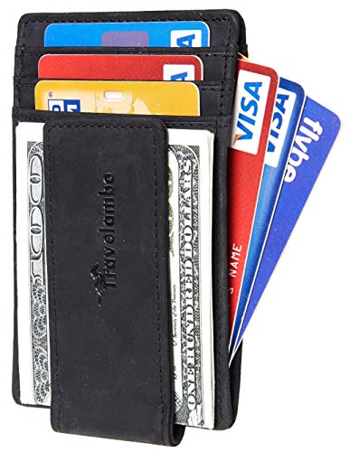 Our #2 Pick is the Travelambo Money Clip