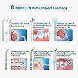 Zoom IMG-2 idropulsore dentale con 8 ugelli