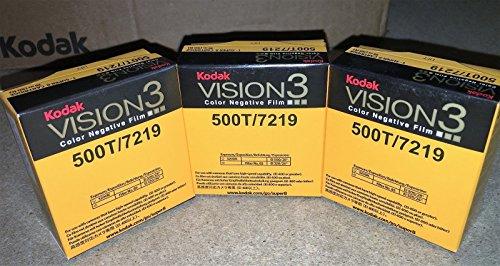 Triple Pack Kodak Super 8mm Film Lager 7219500T