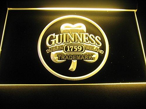 Guinness Dublin LED Zeichen Werbung Neonschild Gleb