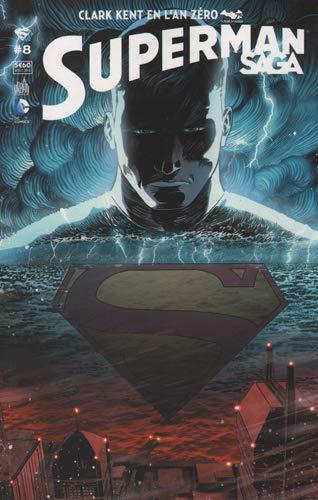 Superman, Tome 8 : Saga