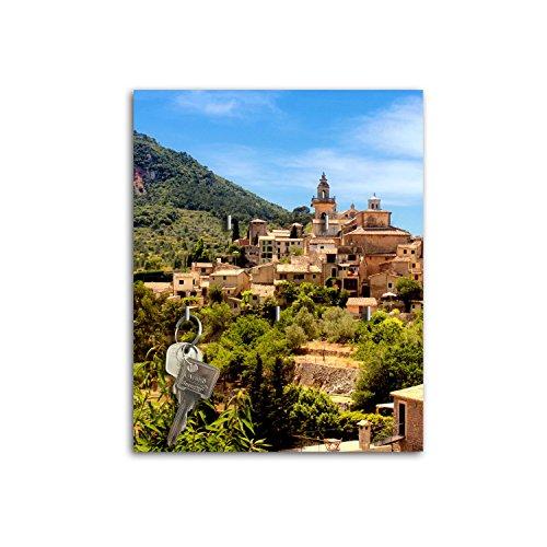 Llavero con diseño Mallorca Llave Tarjeta Llave Gancho sb408