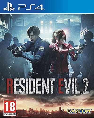 Capcom JEU Konsole CAPCOM Resident Evil 2 PS4, 70010-07