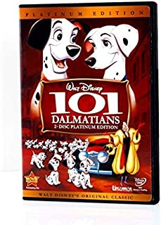 BestForYou 101 Dalmations DVD