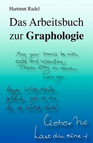 Das Arbeitsbuch zur Graphologie
