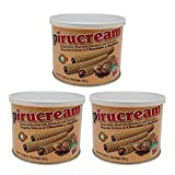 Three Pack Pirucream Can 300 grs./ 10.59 Oz