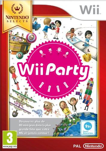 Nintendo Wii Party Básico Nintendo Wii vídeo - Juego (Nintendo Wii, Partido, Modo multijugador, E (para todos))